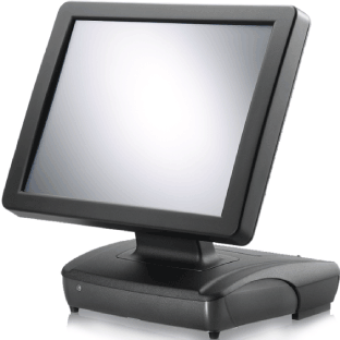 FEC RT-665D Glaive POS Touch Screen Terminal