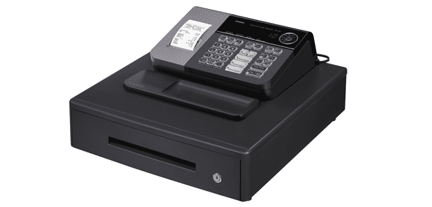 Casio SE-S10 Cash Register Point of Sales System Rental Supplier Malaysia GST Ready