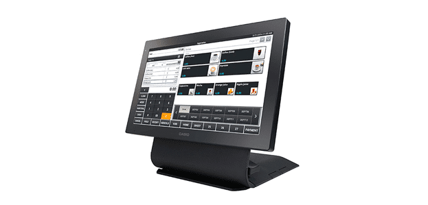 Casio V-R7000 EPOS Terminal Cash Register