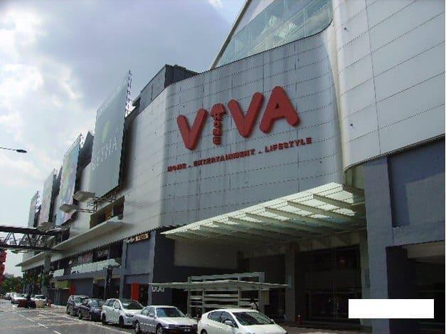 Viva Mall Facade