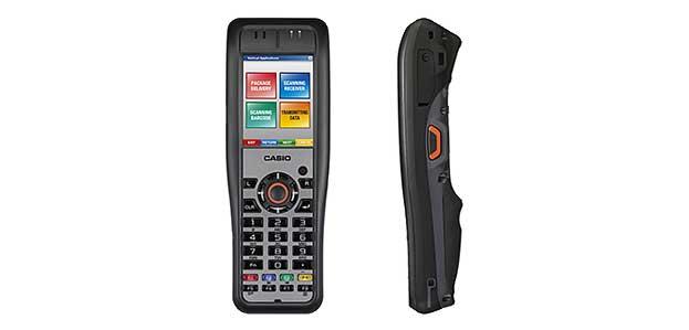 Casio DT-X200 Handheld Terminal