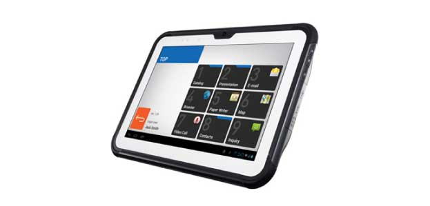Casio V-T500 Tablet PC Terminal