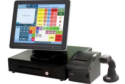 Cougar POS system Retail v8