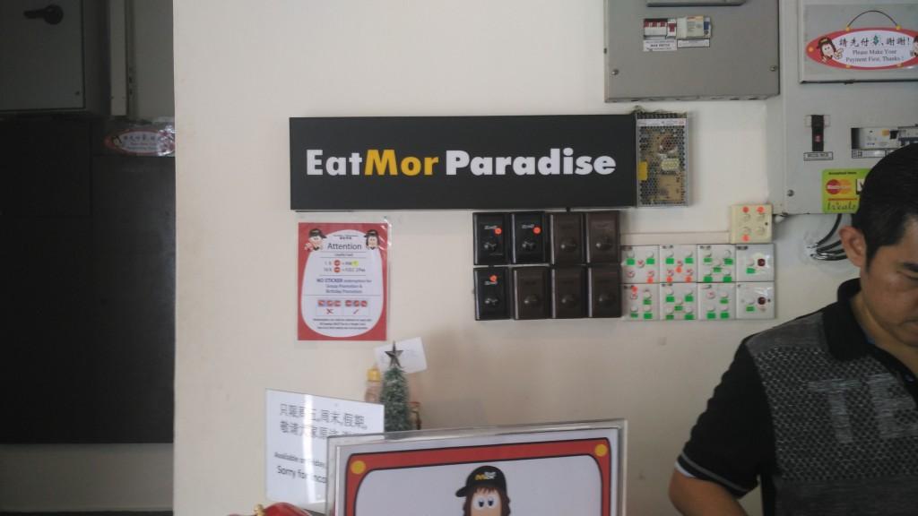 EATMor Paradise