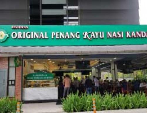 Original Penang Kayu Nasi Kandar Ativo Plaza
