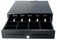 Bixolon BC-425 Metal Cash Drawer (Black)