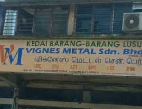 Vignes Metal Sdn Bhd