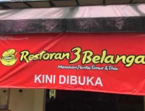 Restoran 3 Belanga