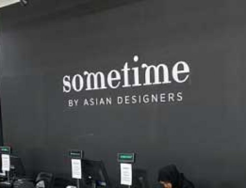 Sometime By Asian Designers