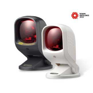 Zebex Z-6170 Hands-Free Single-Laser Omnidirectional Scanner