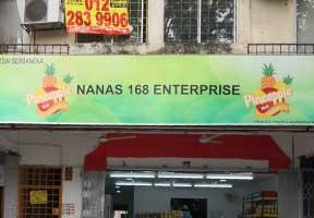 NANAS 168 ENTERPRISE