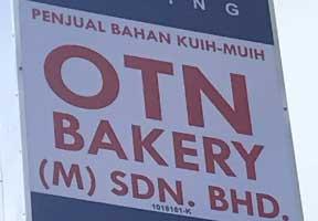 OTN BAKERY (M) SDN BHD